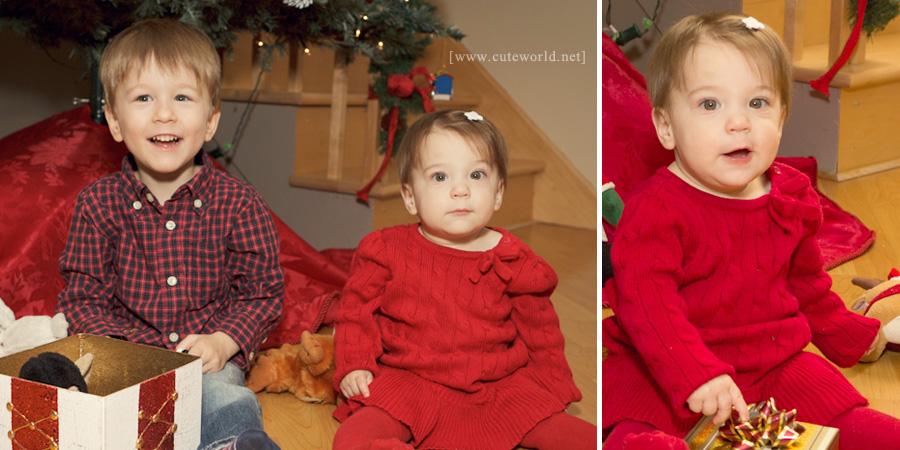 Photographe Famille Noël