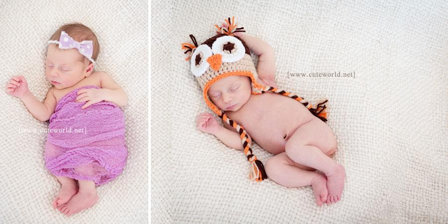 Photographie bébé nouveau-né à domicile