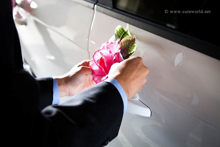 photographe mariage montreal decoration auto