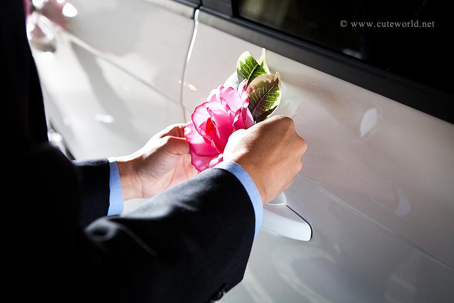photographe mariage montreal decoration auto