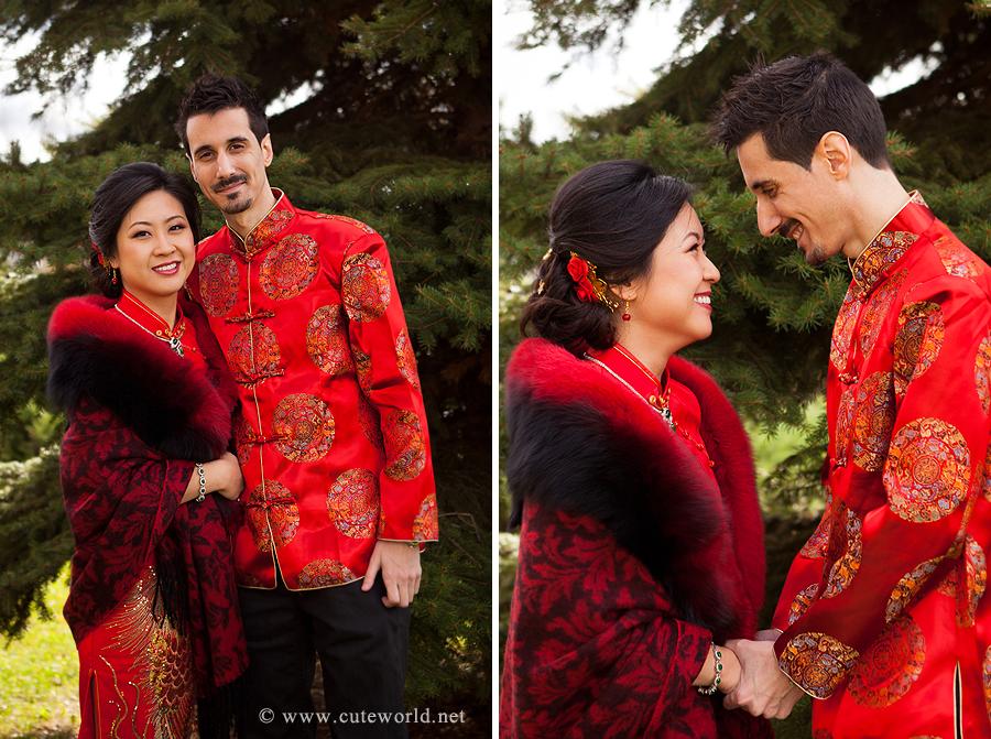 photographe mariage montreal portrait chinois