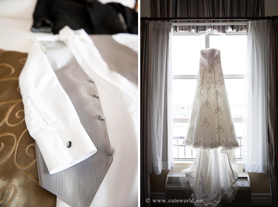 préparation cérémonie mariage montréal