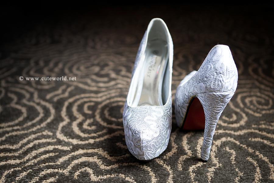 préparation mariage photographie