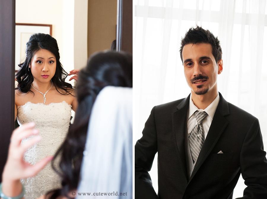 photographe mariage préparation future marié mariée
