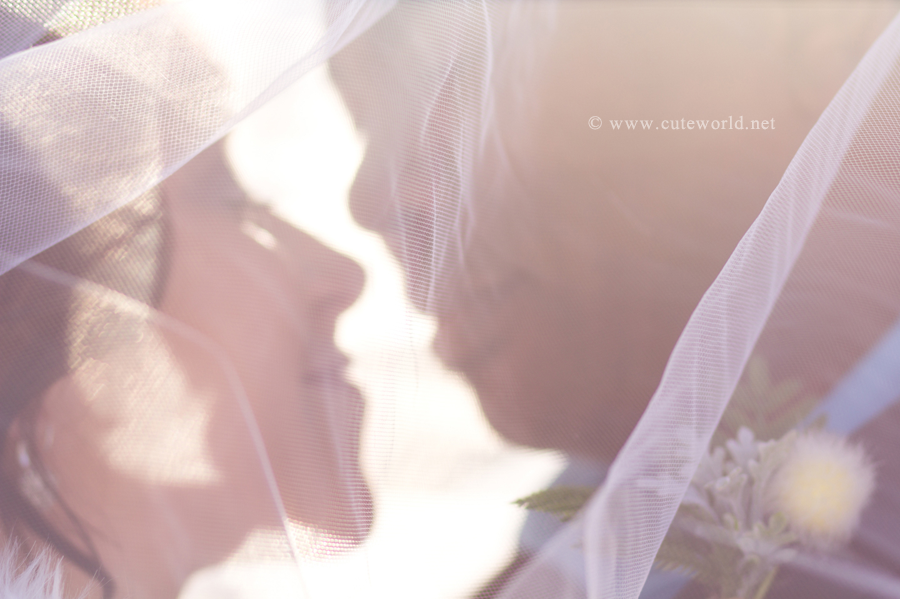photographe mariage couple mariées hiver