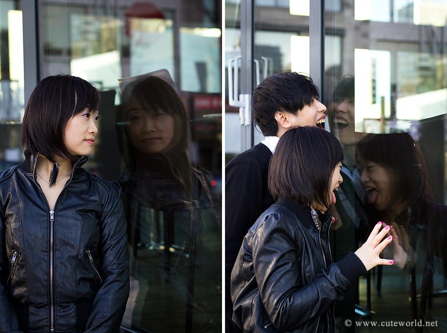 photographe montréal couple urbain