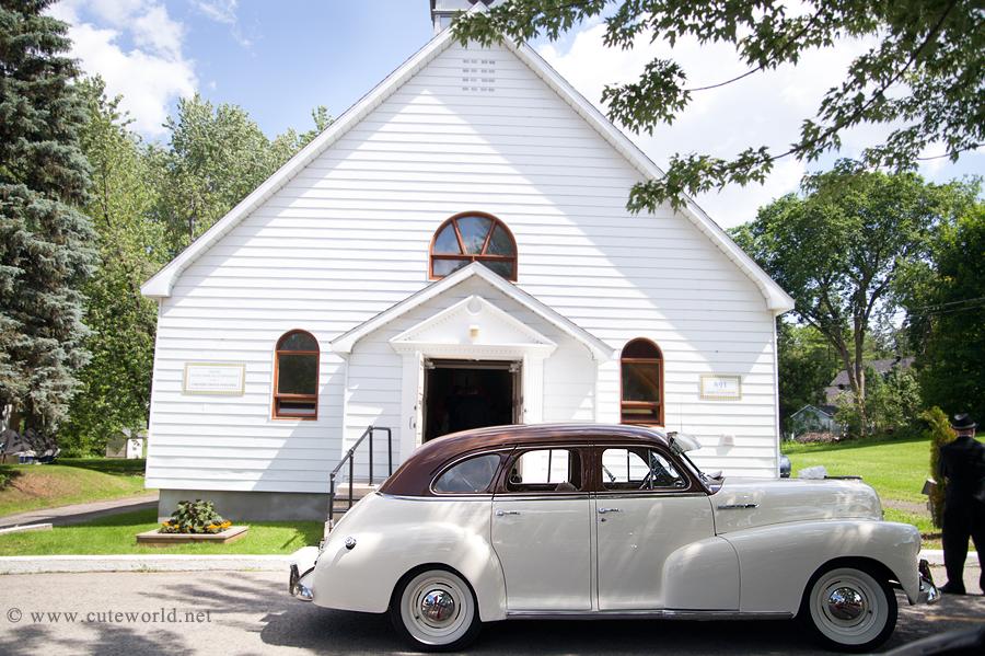 photographe mariage église