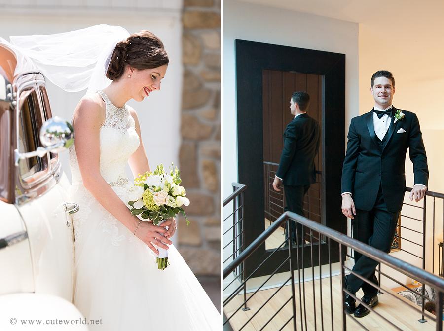 photographe mariage laval préparation