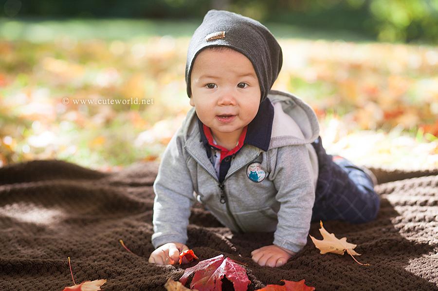 bebe-photo-famille-automne-parc