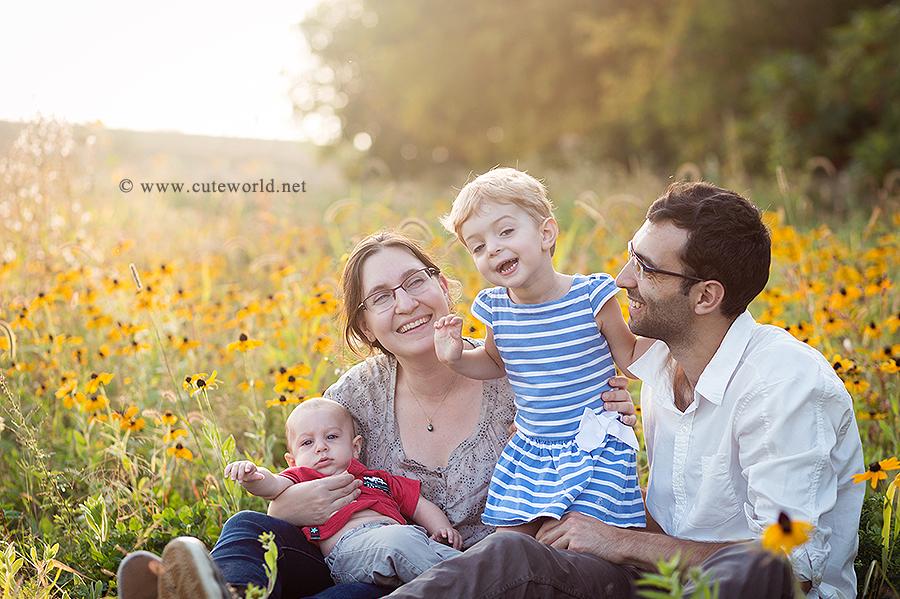 famille-fleures-photographie