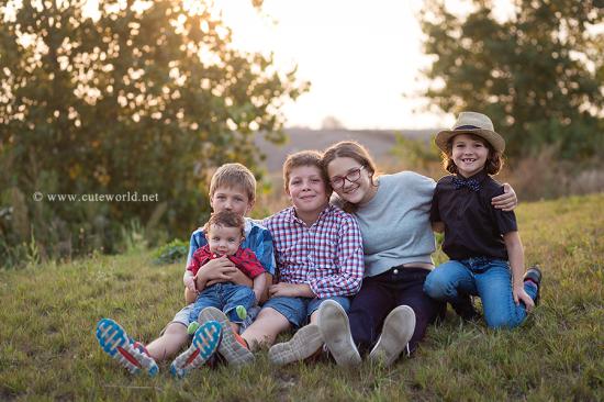 grande-famille-photographie-enfants-amour